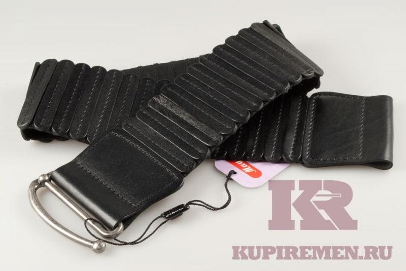Ремень с резинкой женский кожаный ремень для брюк и джинс