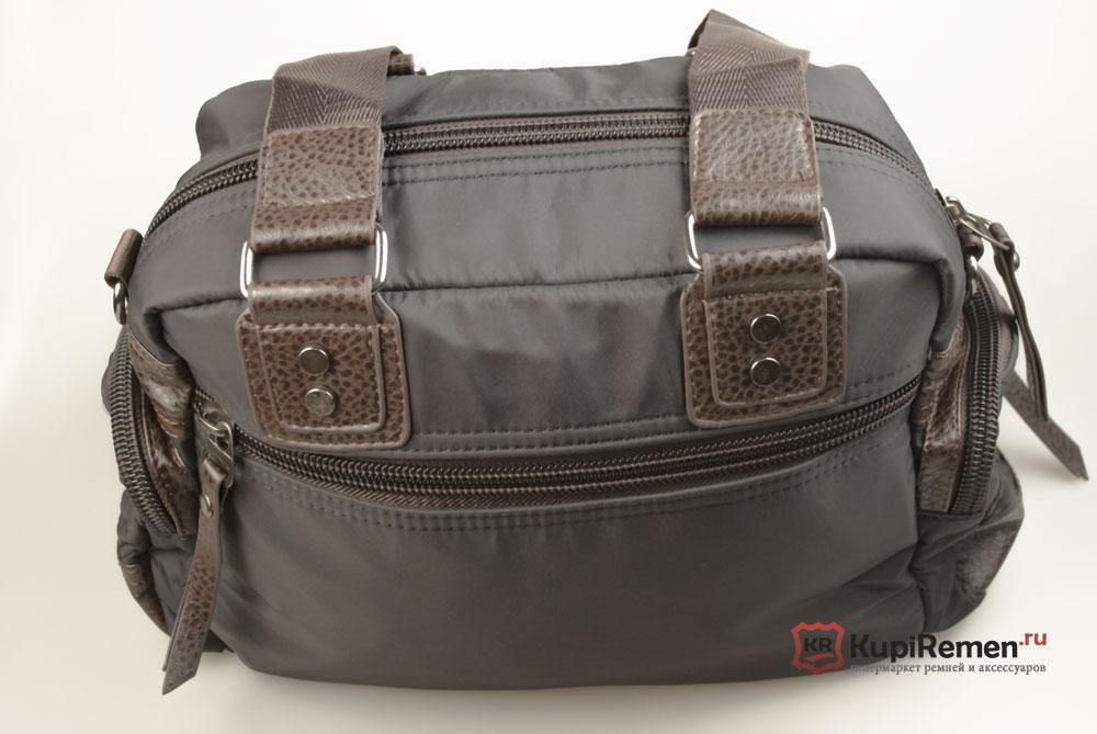 08740b5acbae Дорожная тканевая сумка Ririxin S, полиэстер, чёрный - купить в ...